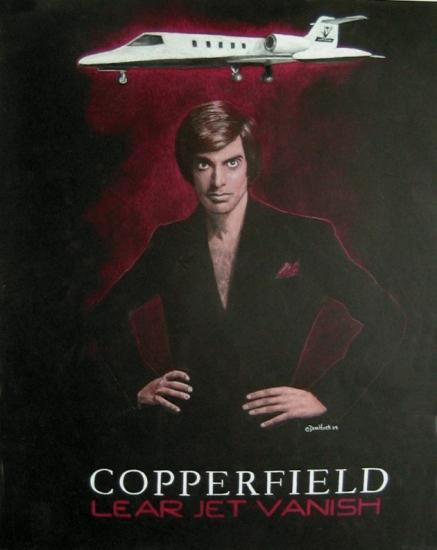 David Copperfield by DHWallArtist